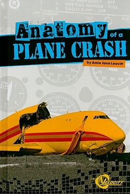 Anatomy of a Plane Crash By Leavitt, Amie Jane/ Pritchard, Kevin, Ph.D. (CON)